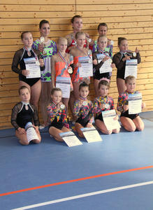 Stadtmeisterschaften der rhythmischen Gymnastik 2009
