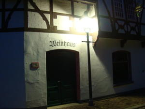 'Weinhaus' in Peine