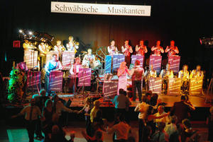 Herbsttanz der Schwbischen Musikanten