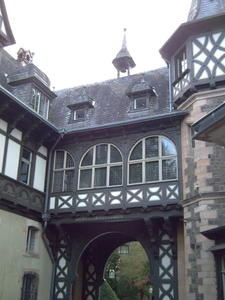 'Mrchenschlo'   in Rauschholzhausen im Landkreis Marburg Biedenkopf.