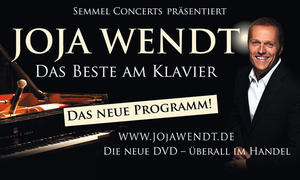 Das Beste am Klavier: Joja Wendt