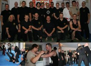 Krav Maga  Power Seminar der MAA