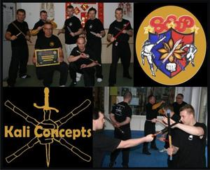 Kali Concepts – Doppelstock Workshop der MAA-I.