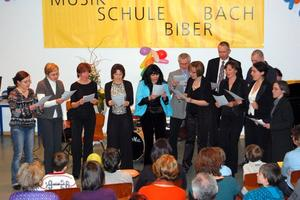 Lehrerkonzert der Musikschule Biberbach e.V.