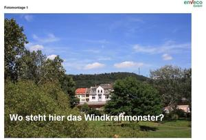 Visualisierung widerlegt Windkraftgegner