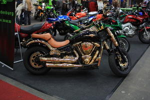 Motorradmesse in Oldenburg