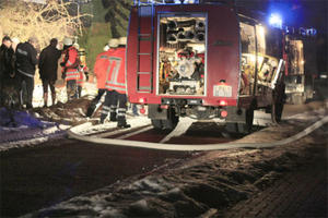 Kellerbrand in Gadenstedt