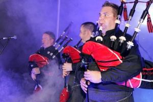 The Red Hot Chilli Pipers: Phänomenaler Dudelsack-Rock aus Schottland
