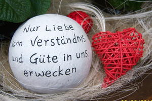 Nur Liebe...