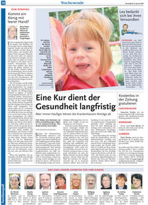 Kinder gren aus der Nordhannoverschen Zeitung