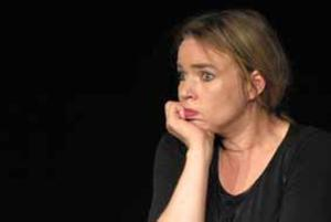 theater am barg / Christiane Hess: 30 km pro Sekunde  Solotheater ber Kartoffeln und Schwerkraft