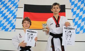 Schwaben Cup in Diedorf (Augsburg)