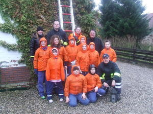 Umweltschutzaktionen der Jugendfeuerwehr Mllingen am 13. und 15.03.2010