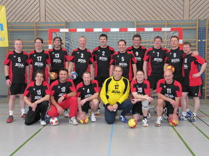 TSV Neus Handball Jungsenioren