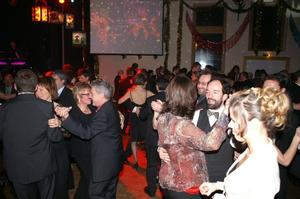 s/w Ball des Vereins zur Frderung der Schrobenhausener Kindergrten und Schulen e.V.