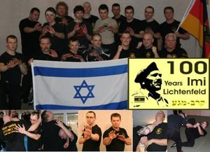 100 Jahre Imi Lichtenfeld  Krav Maga-Seminar