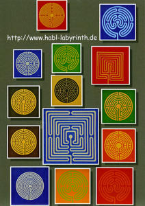 Habl-Labyrinth I Kunst im Gut 2010