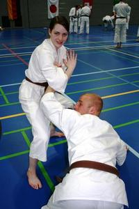 Shorinji Kempo Trainingsseminar in Basel