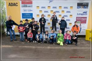 Kart-Slalom beim MAC Knigsbrunn e.V. im ADAC