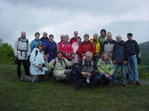 4 Tage Wanderung 2010 ber den 'Mrchenlandweg'