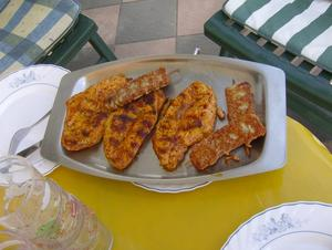 Grillen ENDLICH !!!!!!!!!!!! Lecker, lecker,lecker
