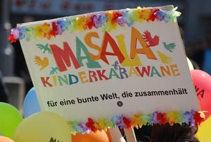 M A S A L A   -   Kinderkarawane in Hannover