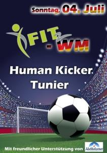 Human Kicker Turnier am 4. Juli in Königsbrunn