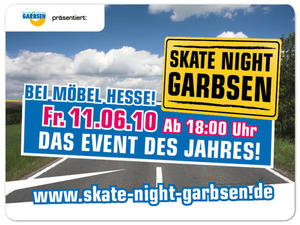 Skate-Night Garbsen