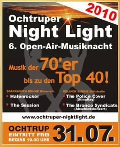 6. Ochtruper 'Night Light' - 31.07.2010