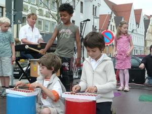 Musik am Hauptplatz - Stdtische Musikschule Pfaffenhofen ldt ein zum Open Air