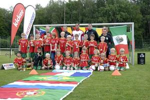 INTERSPORT kicker Fußballcamp war in Altwarmbüchen
