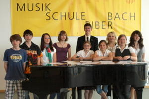 Musikschule Biberbach, Jahresrckblick
