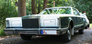 Ein alter Ami. (Lincoln Continental)