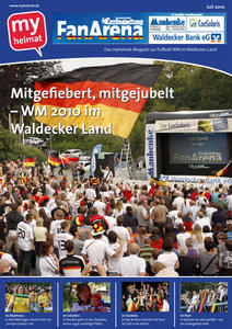 Eure Fuball-WM in Eurer Sonderausgabe: Neues myheimat-Magazin ist da!