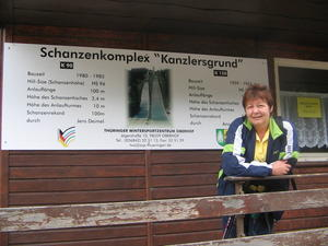Deutsche Meisterschaften im Skisprung/Nordische Kombination 2010!