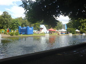 NP-Rendezvous im Stadtpark Hannover