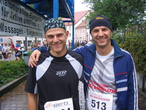 Der Countdown zum 8. Friedberger Halbmarathon luft