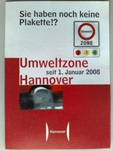 LINKE sieht sich in Kritik an der Umweltzone besttigt