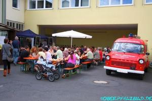 'Helfer vor Ort' Windischeschenbach: Sommerfest 2010