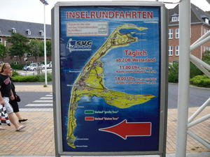 Ein Tagesausflug nach Sylt . . . , Sylt mu man erlebt und gesehen haben