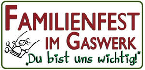 Du bist uns wichtig! das Familienfest am 28. August im Gaswerk Augsburg