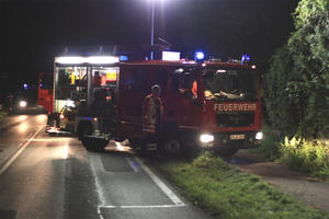 Schwerer Verkehrsunfall in Peine