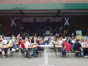 Scottish Tattoo in Peine