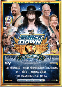 SmackDown World Tour