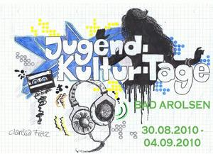 Jugend-Kultur-Tage in Bad Arolsen vom 30. August 2010 bis 04. September 2010