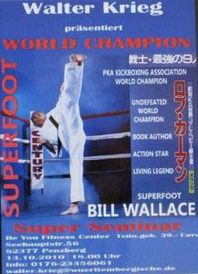Super Seminar BILL WALLACE