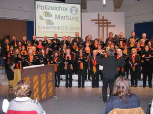 Polizeichor Marburg: Rock - Pop - Musical