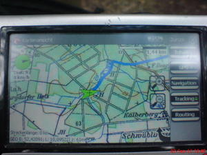GPS fr Radler und Fugnger wird immer beliebter!