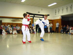 Karate Club Seelze kmpft Vereinsmeisterschaft aus