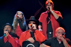 EXTRATON A cappella am 26.09. in Herrsching